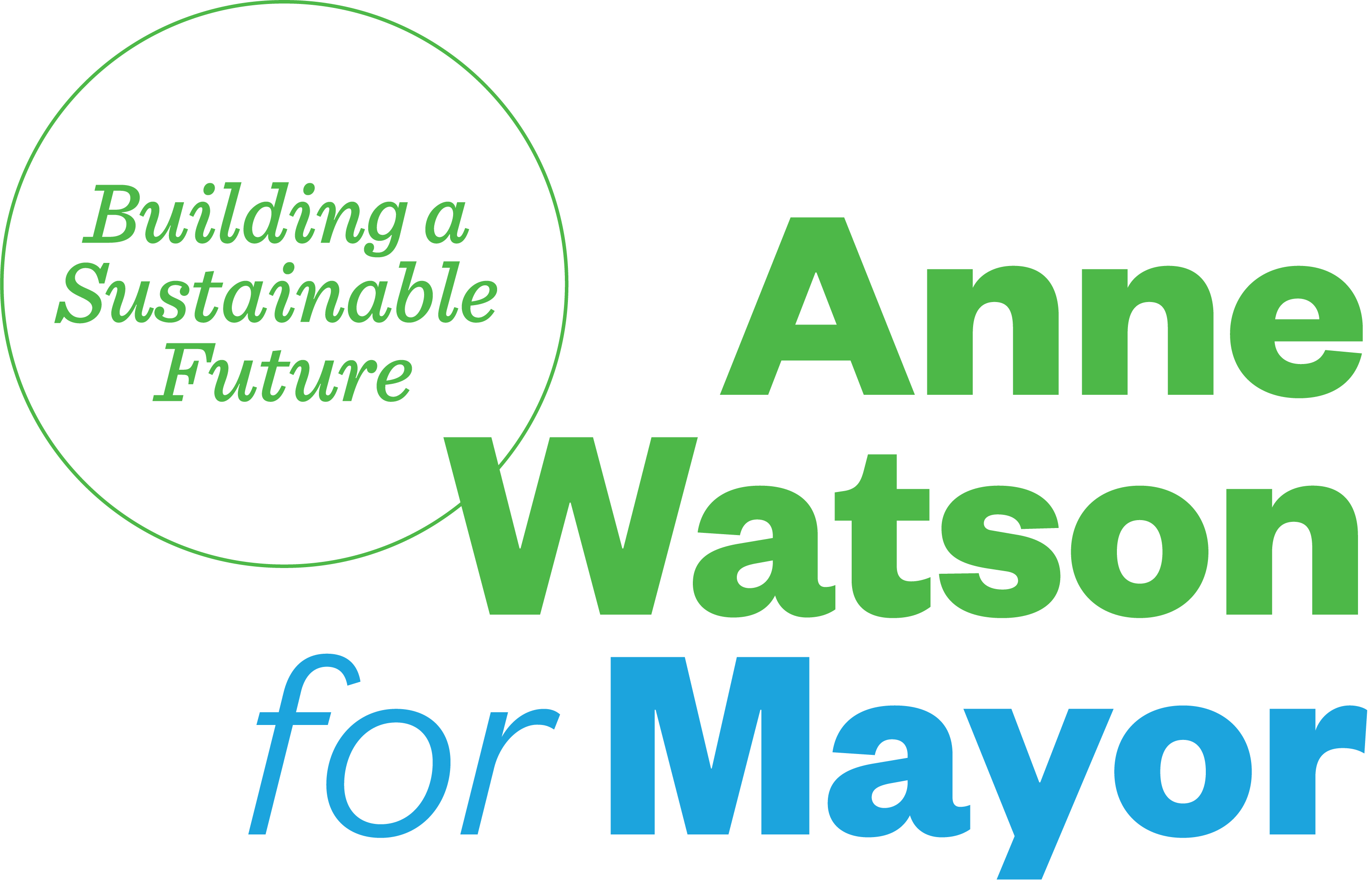 Anne Watson for Mayor